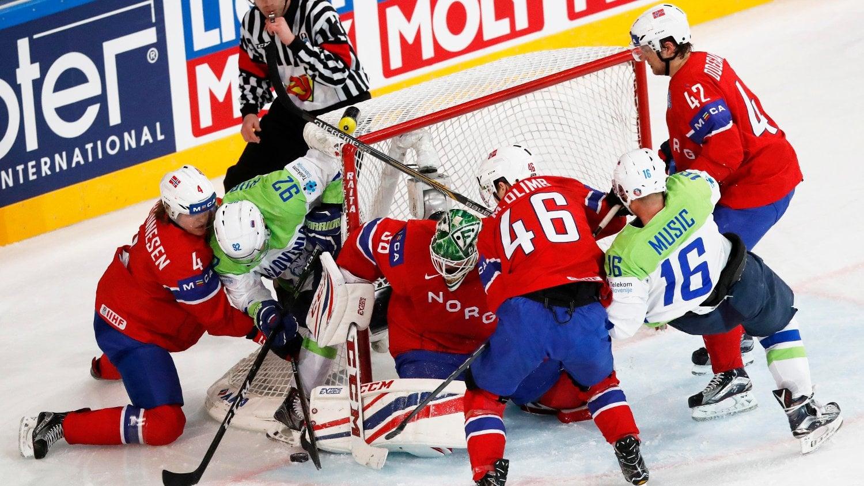 Norske hockeylandslaget