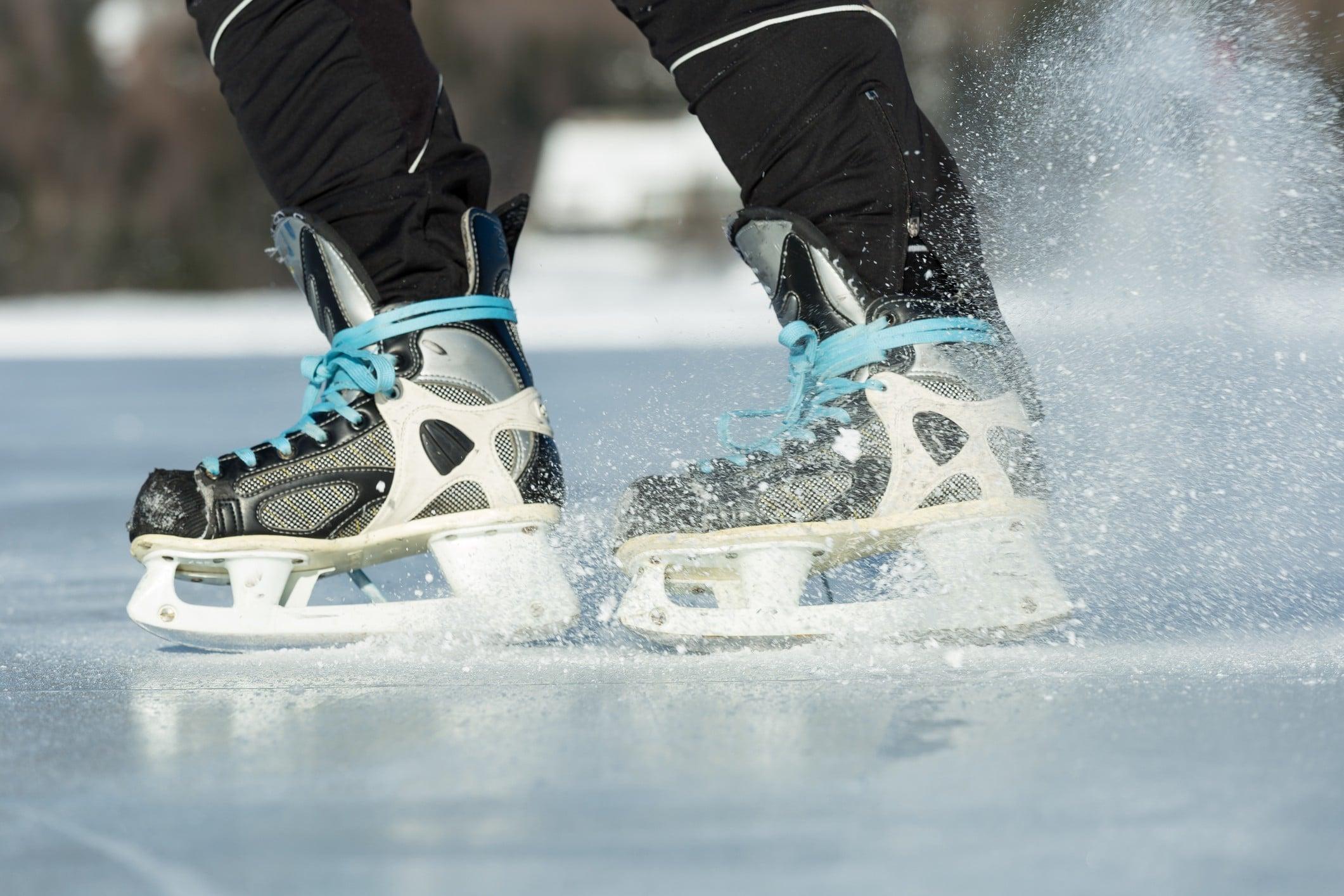 Hockey-skøyter